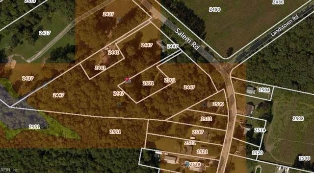 2447 Salem Rd, Virginia Beach, VA 23456 (MLS #10373714) :: Howard Hanna Real Estate Services
