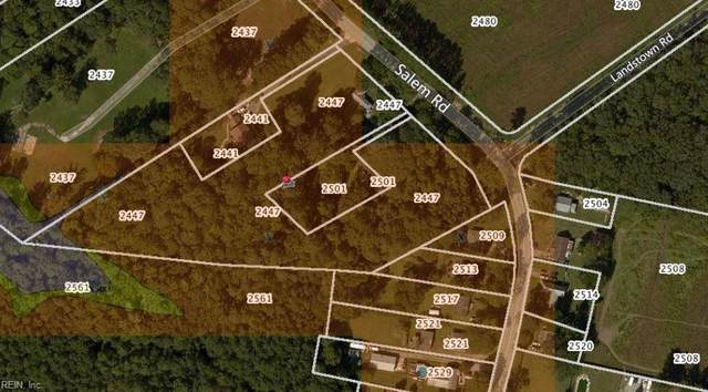 2447 Salem Rd, Virginia Beach, VA 23456 (#10373714) :: Berkshire Hathaway HomeServices Towne Realty