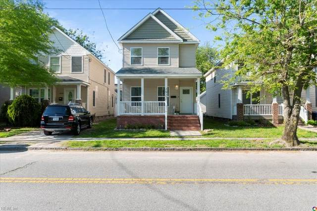 1912 County St, Portsmouth, VA 23704 (#10373754) :: Team L'Hoste Real Estate