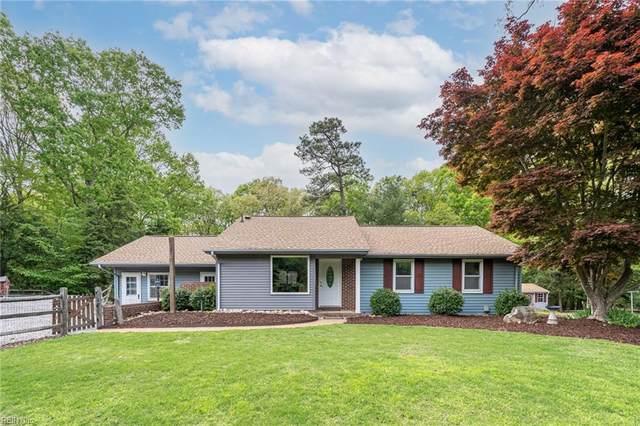 114 Quaker Meeting House Rd, York County, VA 23188 (#10373757) :: Encompass Real Estate Solutions
