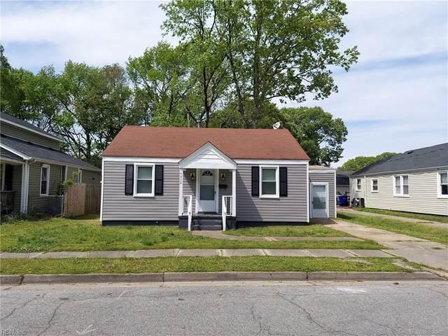 4832 Elmhurst Ave, Norfolk, VA 23513 (#10373763) :: Team L'Hoste Real Estate