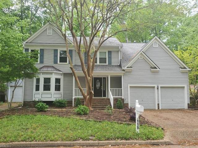 119 King Forest Ln, Newport News, VA 23608 (#10373778) :: RE/MAX Central Realty