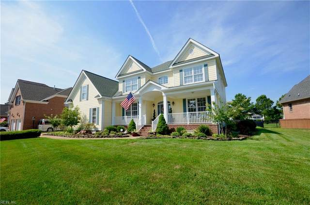 6515 Harbour Pointe Dr, Suffolk, VA 23435 (#10373791) :: Abbitt Realty Co.