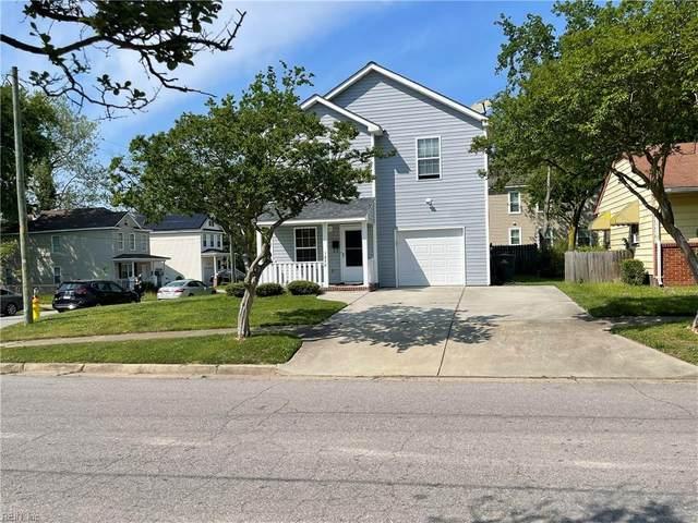 1050 Lindenwood Ave, Norfolk, VA 23504 (#10373793) :: Team L'Hoste Real Estate