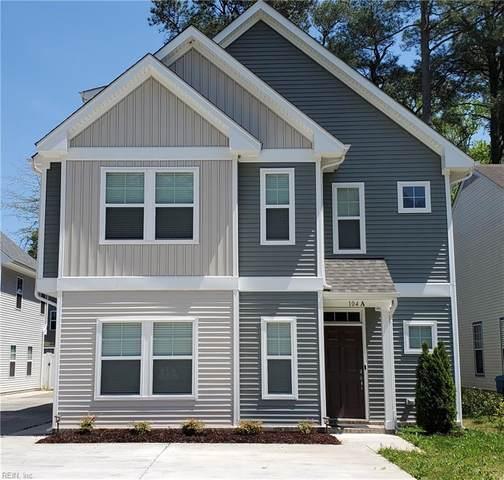 104 S Corwood Ave A, Virginia Beach, VA 23452 (#10373862) :: Atlantic Sotheby's International Realty
