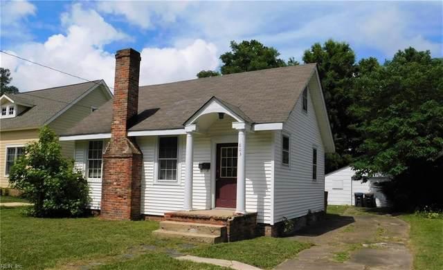 803 Lafayette St, Williamsburg, VA 23185 (#10373867) :: Atlantic Sotheby's International Realty