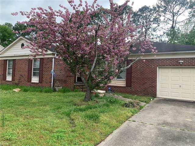 419 Dunham Massie Dr, Hampton, VA 23669 (#10373925) :: Team L'Hoste Real Estate