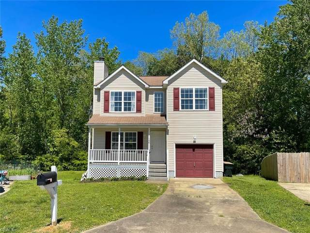 108 Rusty Ct, York County, VA 23185 (#10373932) :: RE/MAX Central Realty