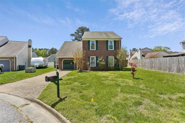 896 Gunston Ct, Newport News, VA 23608 (#10373941) :: Austin James Realty LLC