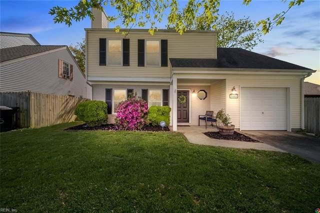 1661 Cassell St, Virginia Beach, VA 23454 (#10374037) :: Team L'Hoste Real Estate