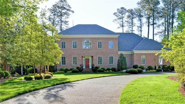 2716 Wingfield Cls, James City County, VA 23185 (#10374038) :: Berkshire Hathaway HomeServices Towne Realty
