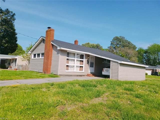 21 Marple Ln, Hampton, VA 23666 (#10374056) :: Kristie Weaver, REALTOR