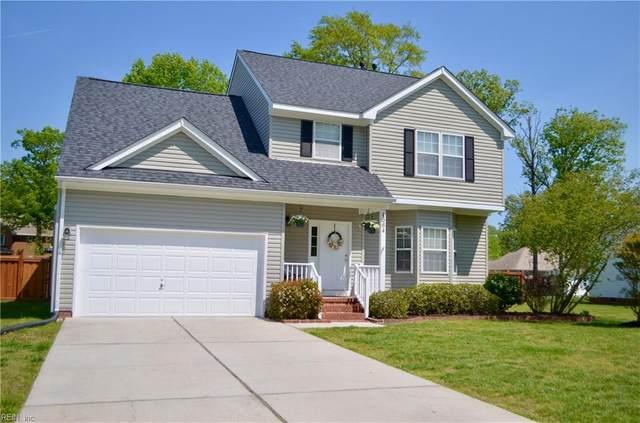 4564 Schooner Blvd, Suffolk, VA 23435 (#10374071) :: Abbitt Realty Co.