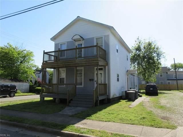 501 Marshall St, Hampton, VA 23669 (MLS #10374077) :: Howard Hanna Real Estate Services