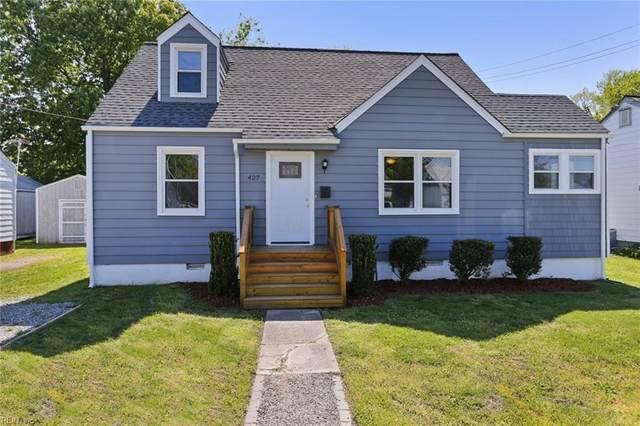427 Worster Ave, Hampton, VA 23669 (MLS #10374082) :: AtCoastal Realty