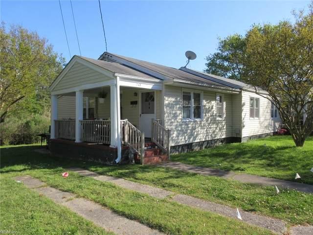 812 Perry St, Hampton, VA 23663 (#10374083) :: Rocket Real Estate