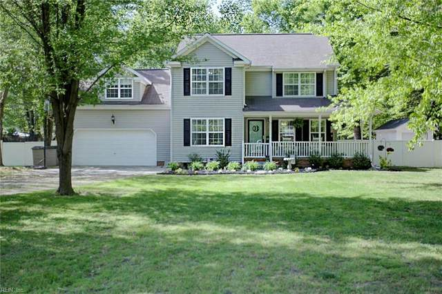 8203 Hamilton Dr, Gloucester County, VA 23061 (#10374104) :: Team L'Hoste Real Estate