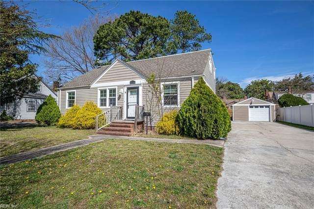 1714 Cromwell Dr, Norfolk, VA 23509 (#10374109) :: The Bell Tower Real Estate Team