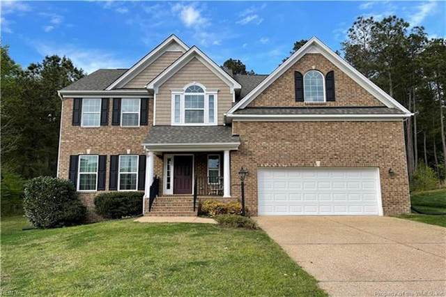 6140 John Jackson Dr, James City County, VA 23188 (#10374157) :: Rocket Real Estate