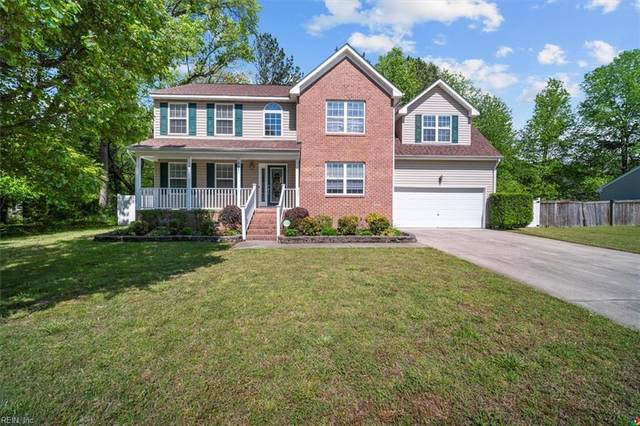 4421 Quail Pt, Portsmouth, VA 23703 (#10374189) :: Tom Milan Team