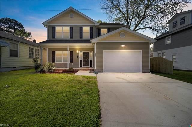 2927 Tait Ter, Norfolk, VA 23509 (#10374200) :: Team L'Hoste Real Estate