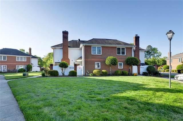 104 Cheltenham Way H, York County, VA 23693 (#10374261) :: Berkshire Hathaway HomeServices Towne Realty