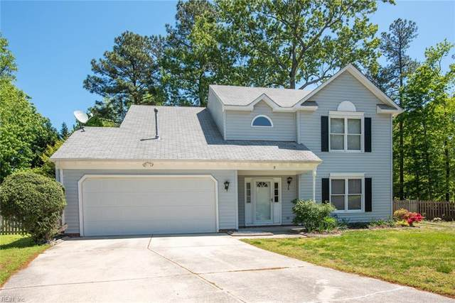 5 Stephen Conway Ct, Hampton, VA 23666 (#10374285) :: Tom Milan Team