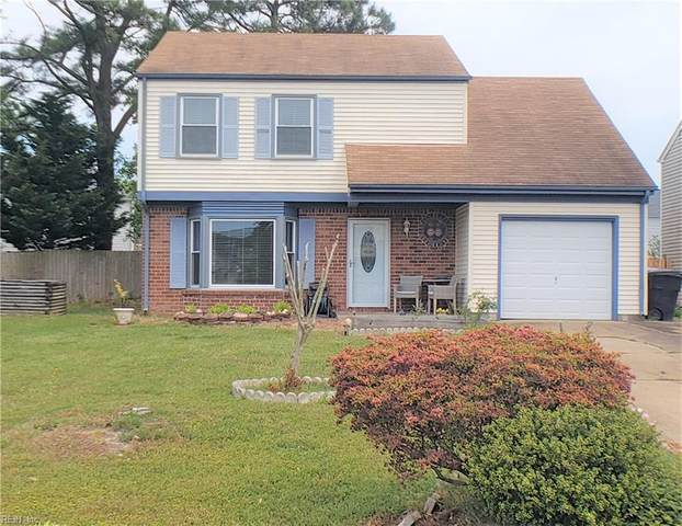 1680 Cassell St, Virginia Beach, VA 23454 (#10374304) :: Team L'Hoste Real Estate