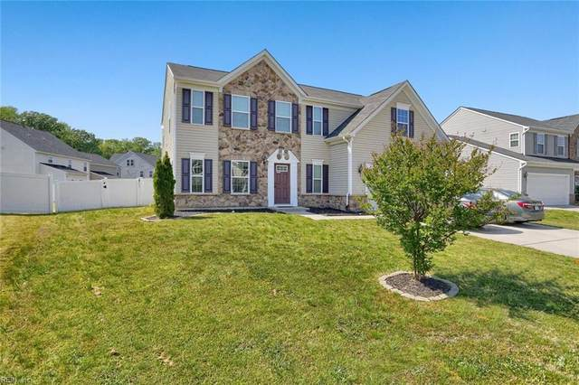 519 Loggerhead Dr, Newport News, VA 23601 (#10374314) :: Berkshire Hathaway HomeServices Towne Realty