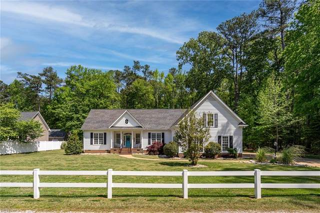 103 Sheep Ln, York County, VA 23693 (#10374322) :: Encompass Real Estate Solutions
