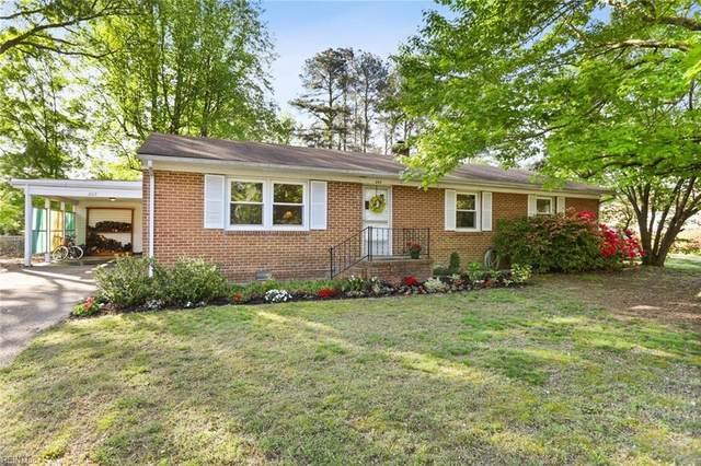 207 Waller Mill Rd, York County, VA 23185 (#10374331) :: Austin James Realty LLC