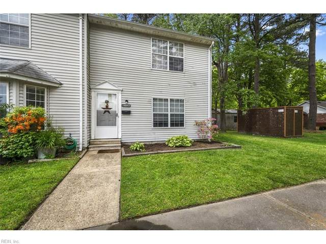 473 Gary Ave #106, Virginia Beach, VA 23454 (#10374345) :: Avalon Real Estate