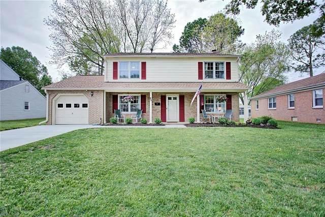 25 Fort Worth St, Hampton, VA 23669 (#10374347) :: Rocket Real Estate