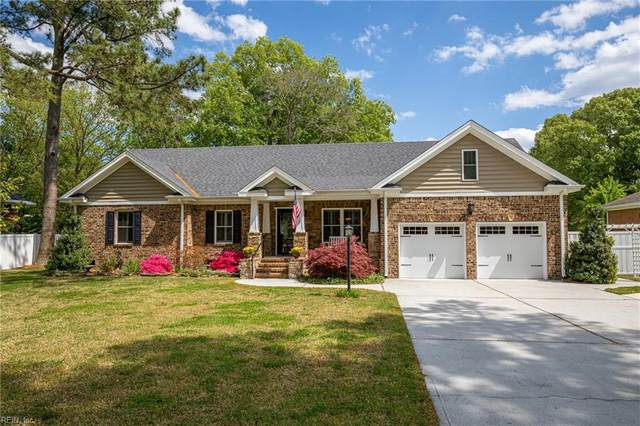 1128 Orkney Dr, Virginia Beach, VA 23464 (#10374358) :: Team L'Hoste Real Estate