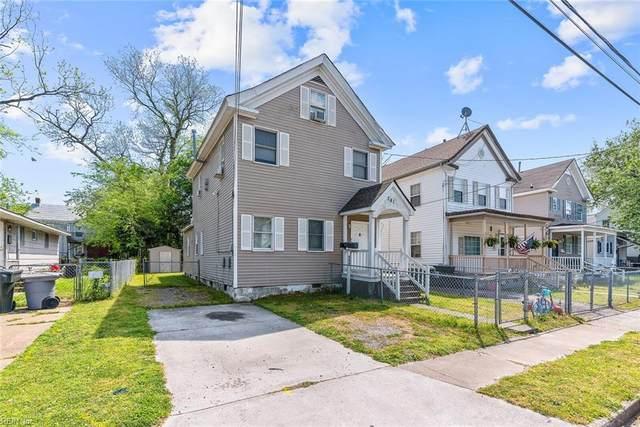 241 Lee St, Hampton, VA 23669 (#10374367) :: Berkshire Hathaway HomeServices Towne Realty