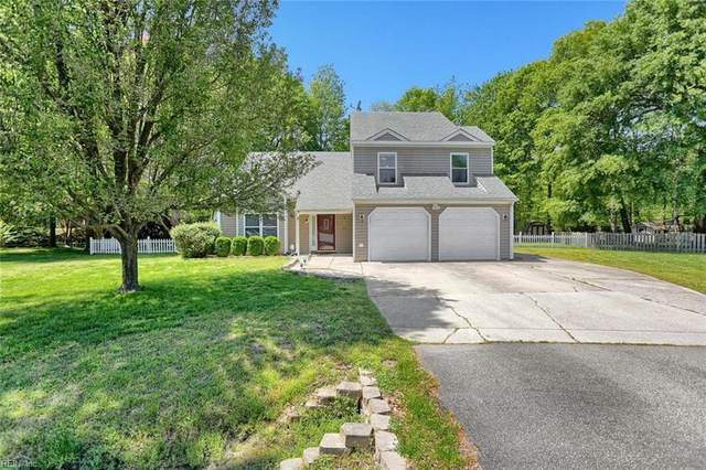 307 Meadowlake Rd, York County, VA 23693 (#10374376) :: Tom Milan Team