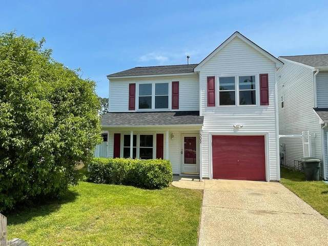 302 Jacks Pl, Newport News, VA 23608 (#10374382) :: RE/MAX Central Realty