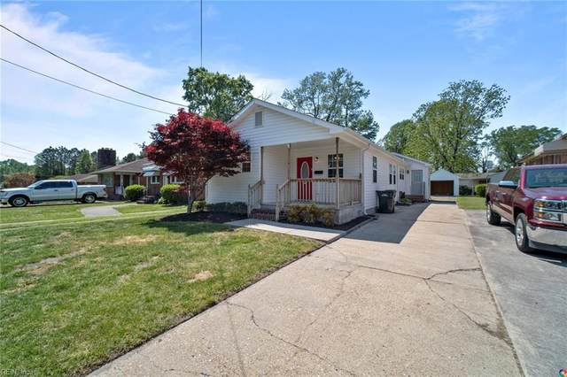 205 Maple St, Suffolk, VA 23434 (#10374391) :: RE/MAX Central Realty
