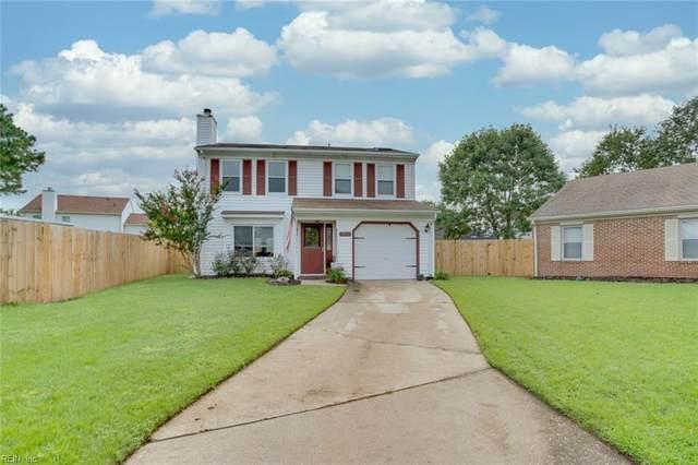3953 Dupree Ln, Virginia Beach, VA 23456 (#10374396) :: Team L'Hoste Real Estate