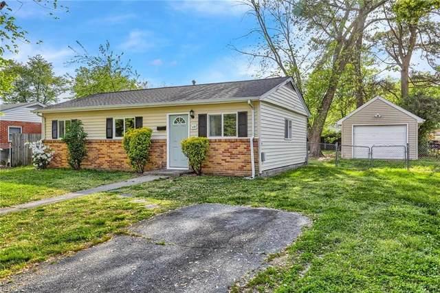 615 Queens View Ct, Hampton, VA 23669 (#10374403) :: Team L'Hoste Real Estate