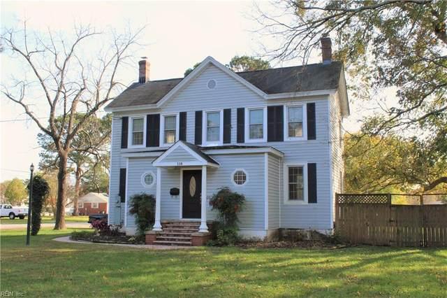 118 Fox Hill Rd, Hampton, VA 23669 (#10374411) :: Berkshire Hathaway HomeServices Towne Realty