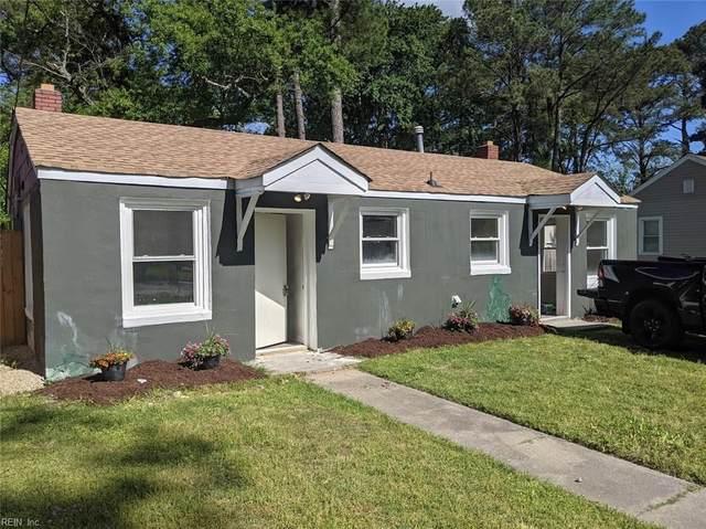 16 Greeneland Blvd, Portsmouth, VA 23701 (#10374412) :: Berkshire Hathaway HomeServices Towne Realty