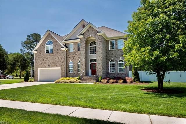 200 Castleberry Dr, Chesapeake, VA 23322 (#10374424) :: Austin James Realty LLC