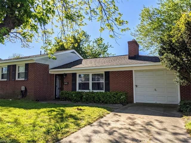 317 Shoreline Dr, Hampton, VA 23669 (#10374427) :: Berkshire Hathaway HomeServices Towne Realty