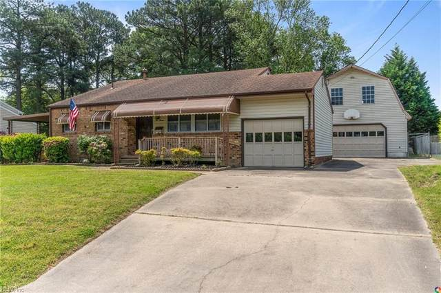 1013 Sherry Ave, Virginia Beach, VA 23464 (#10374434) :: Tom Milan Team