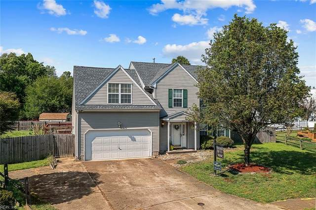 12 Fulcher Ct, Hampton, VA 23666 (#10374464) :: Berkshire Hathaway HomeServices Towne Realty