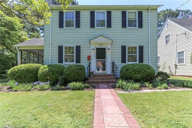 1347 Cornwall Pl, Norfolk, VA 23508 (#10374509) :: Team L'Hoste Real Estate