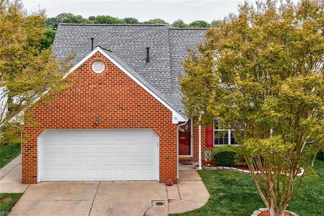 28 Kincaid Ln, Hampton, VA 23666 (MLS #10374541) :: AtCoastal Realty