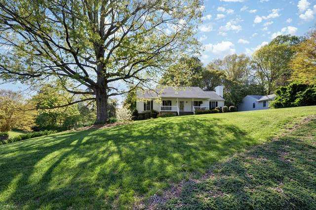 135 Reflection Dr, James City County, VA 23188 (#10374547) :: Berkshire Hathaway HomeServices Towne Realty