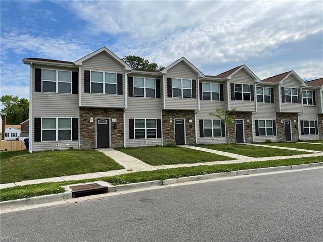 6609 Pryer Ln, Norfolk, VA 23502 (#10374574) :: Abbitt Realty Co.